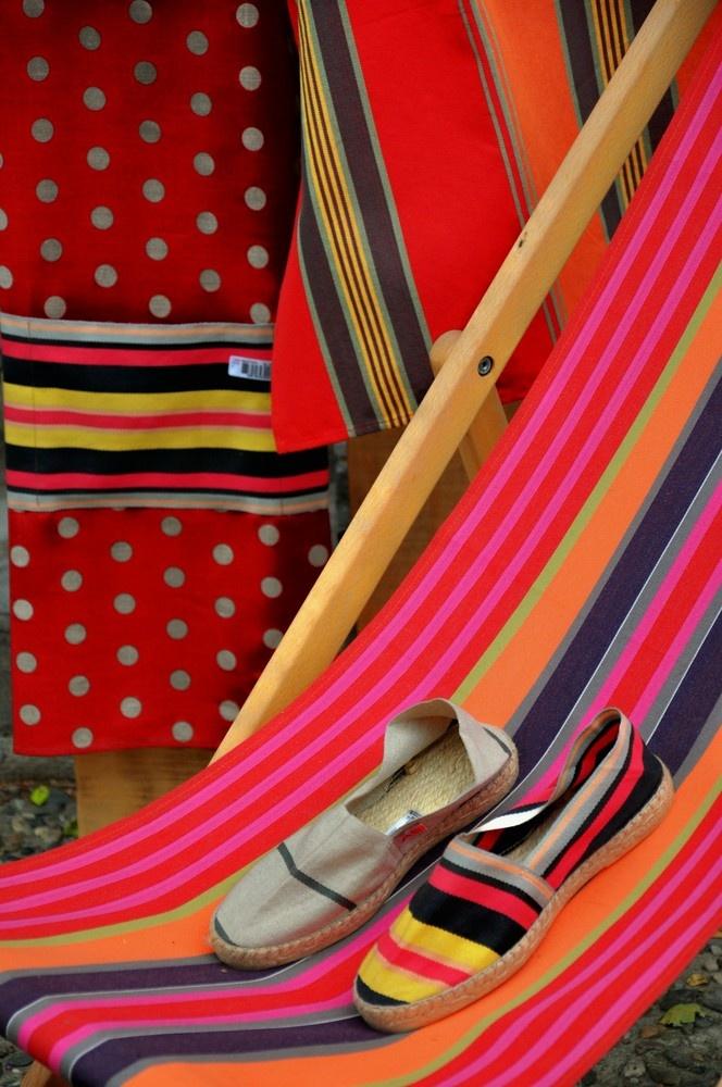 Longue chaises #lingesbasques