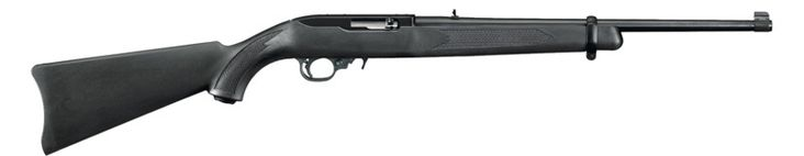Ruger® 10/22® Carbine Autoloading Rifle Models Basic gun to start all our kids on