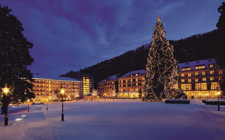 Grand Resort Bad Ragaz #BadRagaz #Switzerland #Luxury #Travel #Hotels #GrandResortBadRagaz