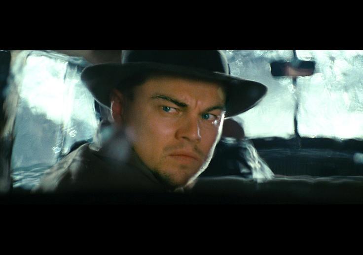 Leonardo DiCaprio in Martin Scorsese's Shutter Island, 2010