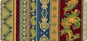 Robert Kaufman Fabrics: La Scala 2: Cotton Quilting Fabric