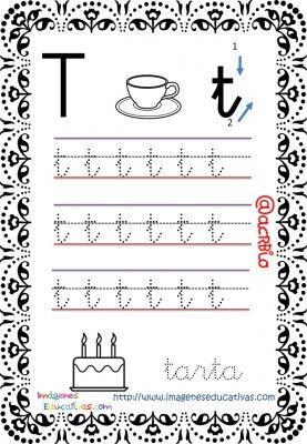 Cuaderno de trazos Imágenes Educativas letra escolar (21)