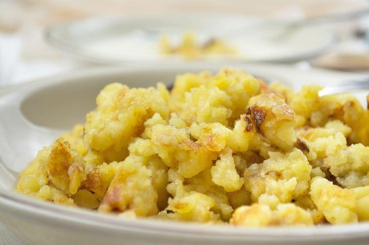 Der #Kartoffel-Sterz schmeckt köstlich zu einer Schwammerlsuppe oder Kinder lieben den Sterz mit Apfelmus. Hier das Rezept. #recipe #potato
