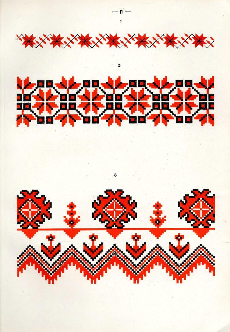 https://flic.kr/p/fQsoWG | Белорусский народный орнамент - 1953_59 | Belarusian ethnic embroidery