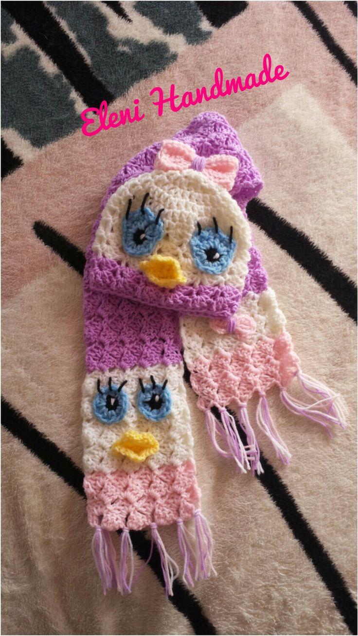 Crochet daizy