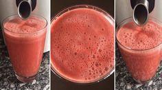 Melancia com gengibre: o suco diurético que murcha o corpo após um dia de excesso - Bolsa de Mulher