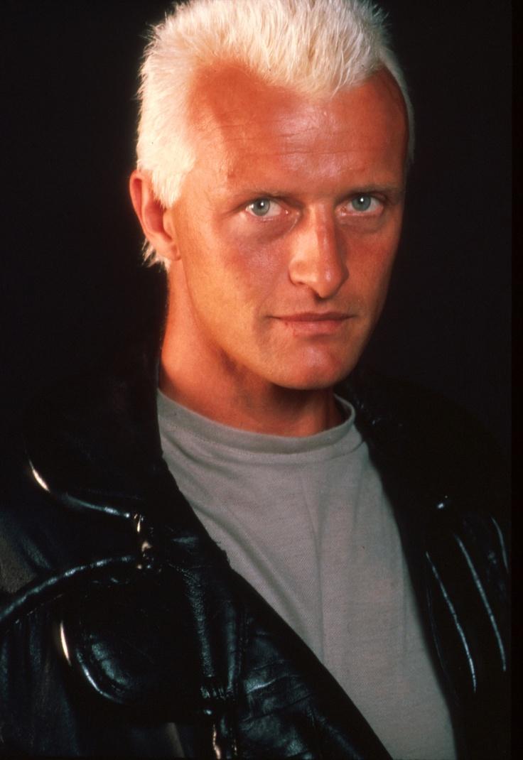 Rutger Hauer in Bladerunner