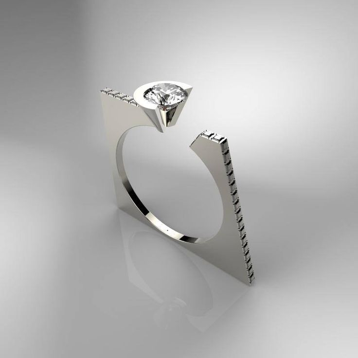 3474 best Modern Jewelry Design images on Pinterest Modern jewelry