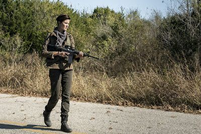 Fear the Walking Dead Season 4 Maggie Grace Image 1