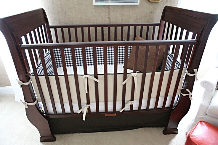 Make Your Own Crib Bumper - WoodWorking Projects & Plans