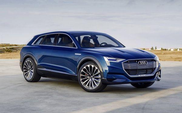 Koncept štýlového SUV od Audi ukazuje technologické vychytávky.