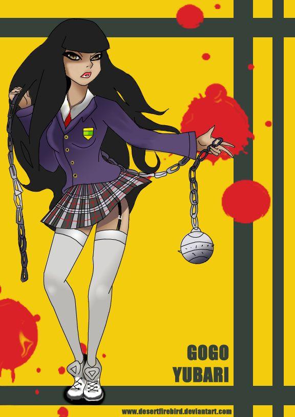 Kill Bill Anime Gogo