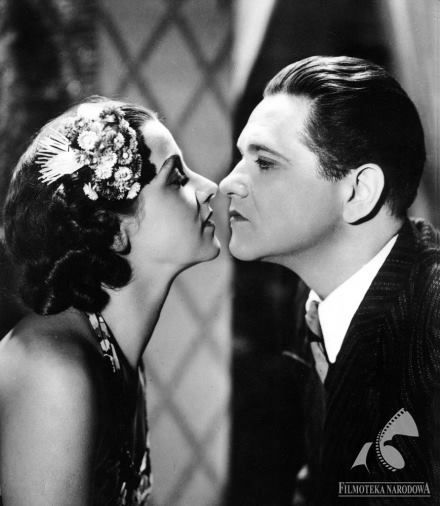Helena Grossówna, Eugeniusz Bodo - two greatest movie stars of the 1920s and 1930s