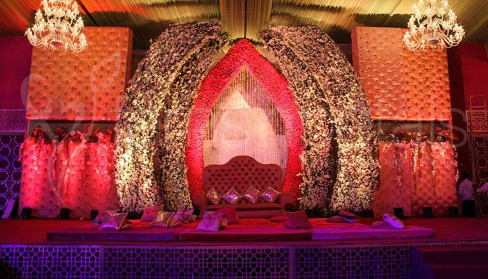 #Wedding #decoration has been playing the crucial role of increasing the beauty of a wedding ceremony.