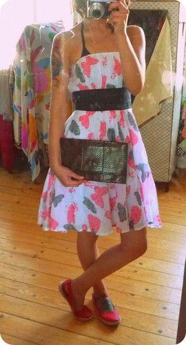 VINTAGE DESIGNER Tasche Handtasche Leder Braun Schlangen Bag Clutch Pochette | eBay