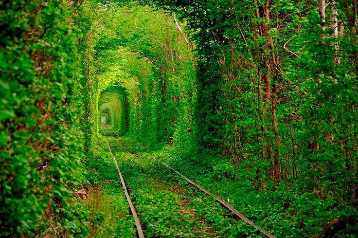 Ucrania, Tunel del Amor