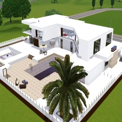 sims 3 wohnzimmer modern. the sims resource beach life house by ... - Sims 3 Wohnzimmer Modern