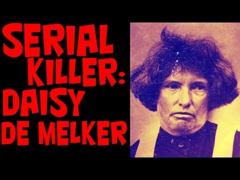 Daisy de Melker SOUTH AFRICAN SERIAL KILLER! (Creepy Wiki) - YouTube