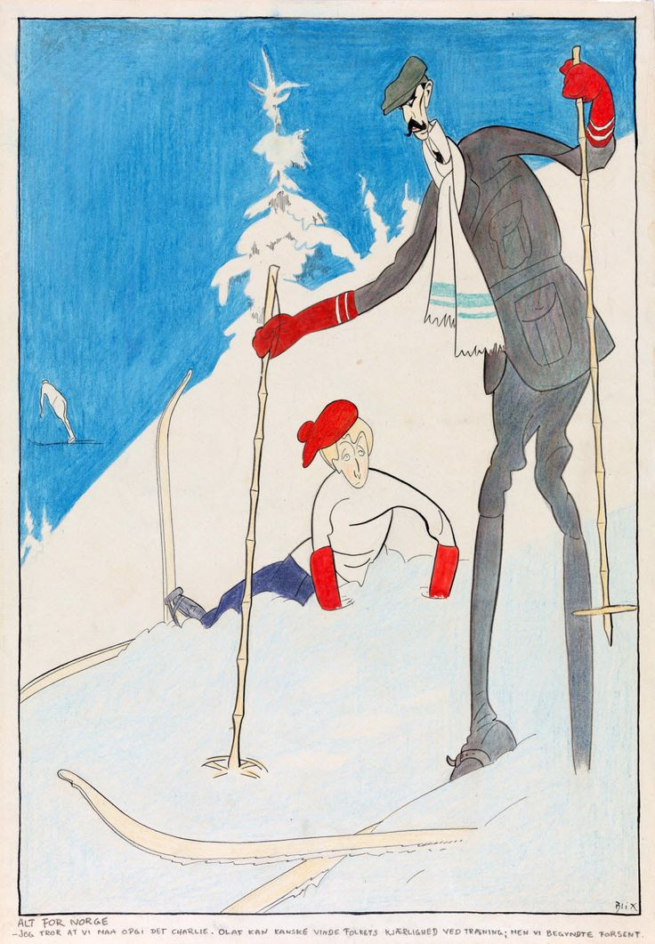 Alt for Norge by Ragnvald Blix, 1919.