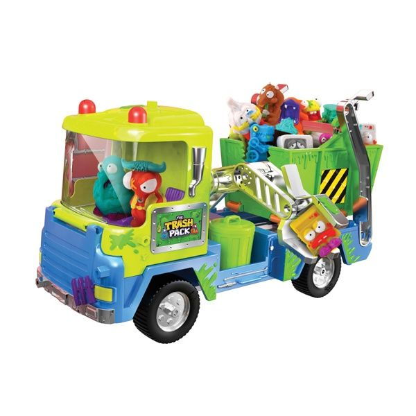 The Trash Pack Junk Truck for Brody