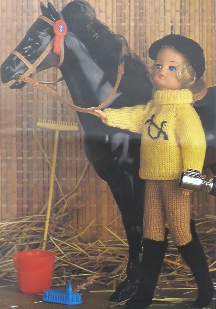 Knitting Pattern Barbie Jumper : 17 Best images about Knitting & Crochet Patterns and Ideas on Pinterest ...