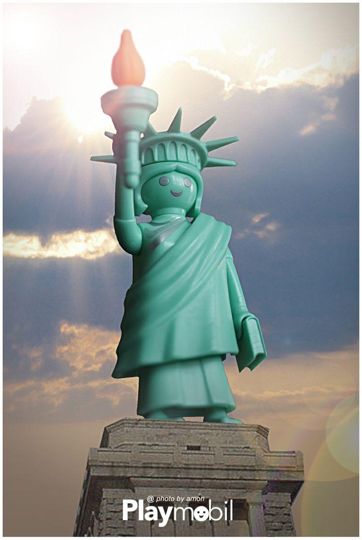 Playmobil Estatua de la libertad