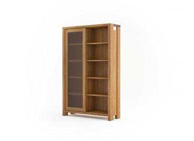 JAVORINA :: Masívna dubová knižnica SOLID | Solid oak bookshelve SOLID shop.javorina.eu/