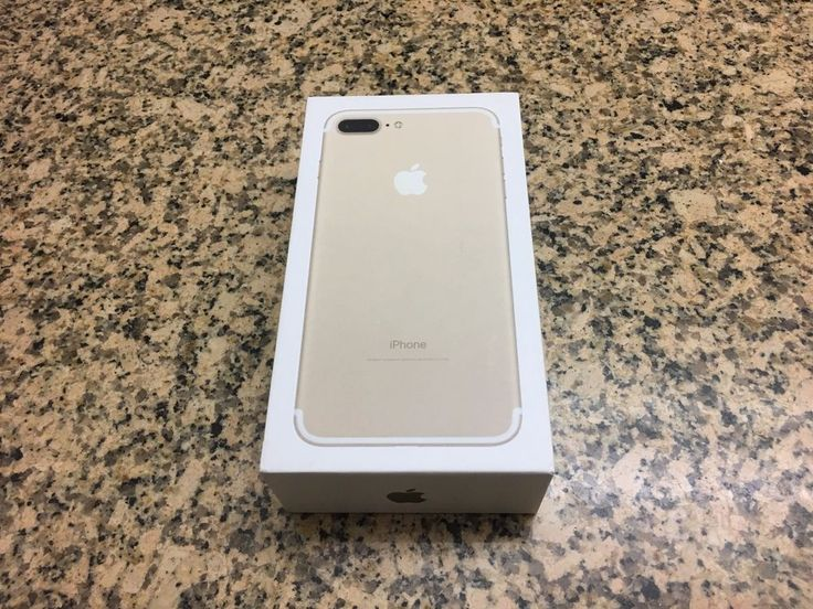 Apple iPhone 7 Plus - 256GB Gold (Unlocked) Smartphone GLOBAL GSM FREE SHIPPING #Apple #Smartphone