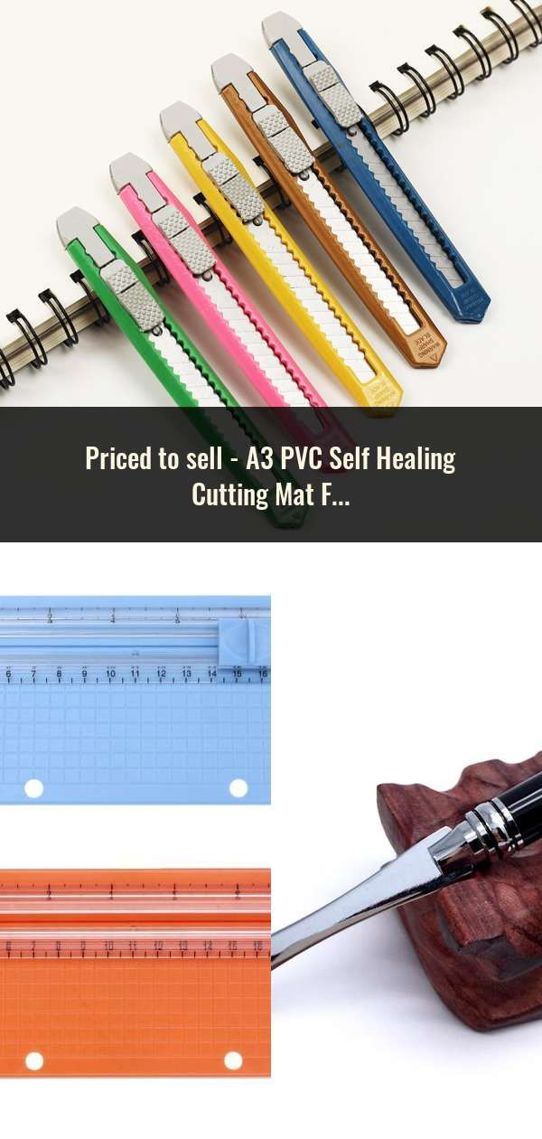 Cutting Mats Diy Cutting Mat Pad Double Side Self-healing Fabric Leather Paper Craft Non Slip Cut Board Tools Craft Art Supplies Office & School Supplies