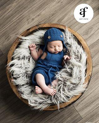 Nyfødt fotograf Haugesund