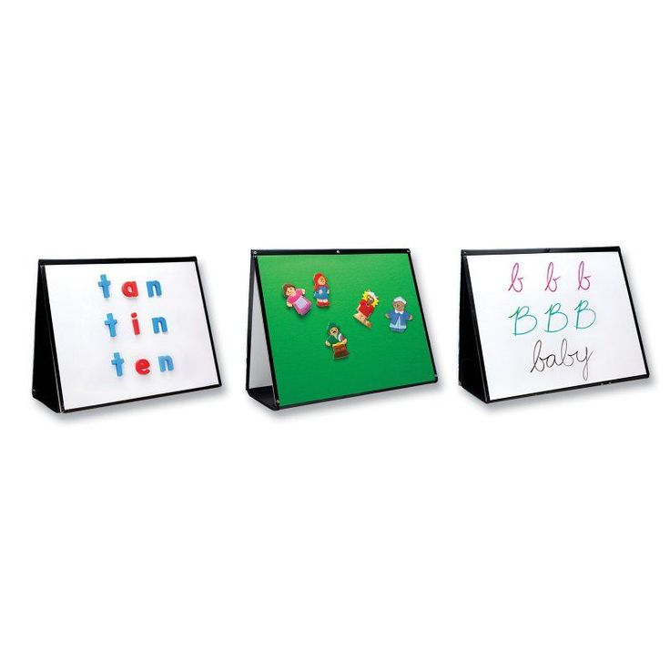 Educational Insights 3 in 1 Portable Easel - EI-1027
