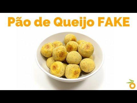 Pão de Queijo Fake com Batata Doce | Nutrição, saúde e qualidade de vida
