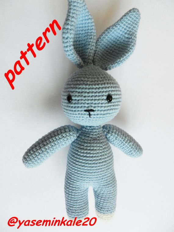 Hey, I found this really awesome Etsy listing at https://www.etsy.com/listing/454490776/amigurumi-blue-bunny-patterns