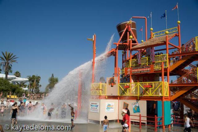 Cool Off at Knott's Soak City, Orange County's Favorite Water Park: Toyota Beach House at Soak City
