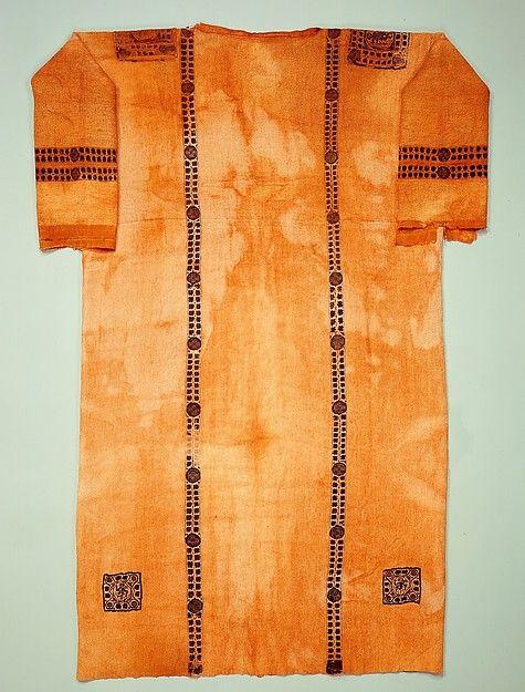 Tunic: Tunic Date: probably 5th century Geography: Egypt, Akhmim (former Panopolis) Culture: Coptic Medium: Linen, wool