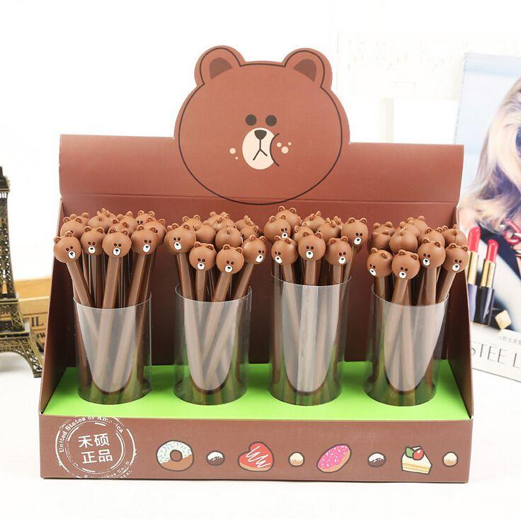 https://www.aliexpress.com/item/Novelty-Brown-Bear-Cartoon-Gel-Ink-Pen-Promotional-Gift-Stationery-School-Office-Supply/32570218859.html?spm=2114.01010208.3.39.SCGWnq