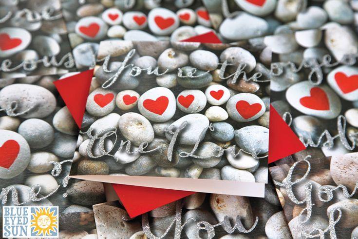 Rock 'N' Roll Valentine Cards by Blue Eyed Sun