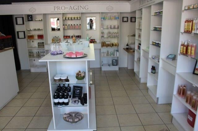 Shop in Somerset West. With new range of soaps & scrubs