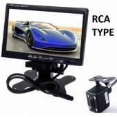Car Reversing Camera with 7 inch Mirror Monitor