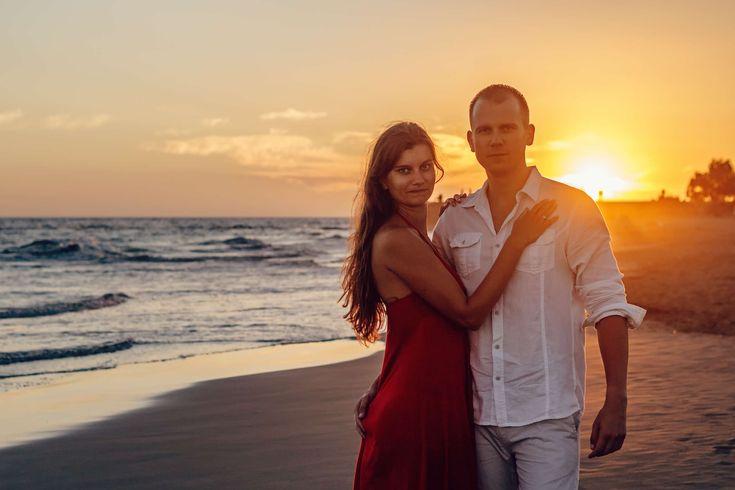 #affection #beach #couple #dawn #dusk #enjoyment #leisure #love #man #ocean #outdoors #people #romance #romantic #sand #sea #seashore #summer #sun #sunlight #sunrise #sunset #togetherness #travel #vacation #water #waves #wo