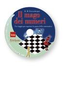 il mago dei numeri (cd rom) 27,60 euro (-40%)...software didattica che va col libro...
