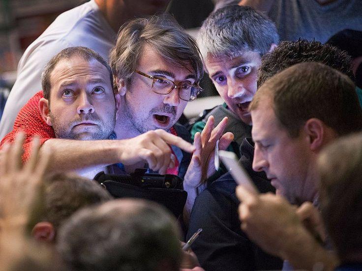 Here's a superquick guide to what traders are talking