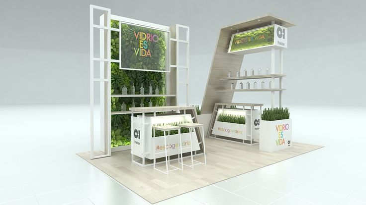 STAND PELDAR on Behance