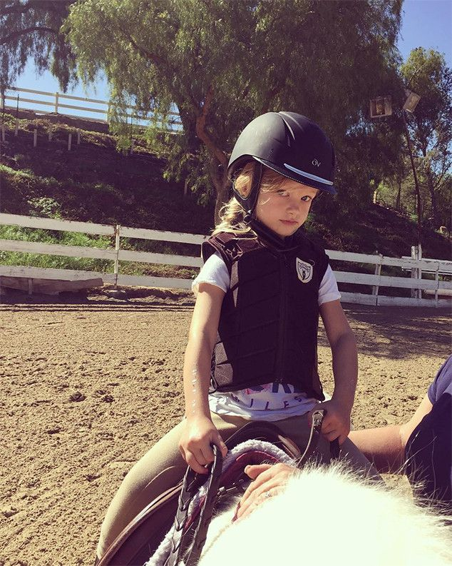 """Jessica Simpson: """"My Beauty Has No Fear"""" - http://site.celebritybabyscoop.com/cbs/2016/03/17/jessica-simpson-beauty #Acejohnson, #EricJohnson, #Horse, #JessicaSimpson, #MaxwellJohnson, #Riding, #RidingLessons"""