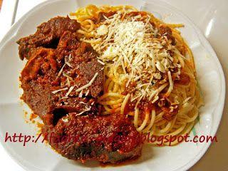 Τα φαγητά της γιαγιάς: Μοσχάρι κοκκινιστό με μακαρόνια