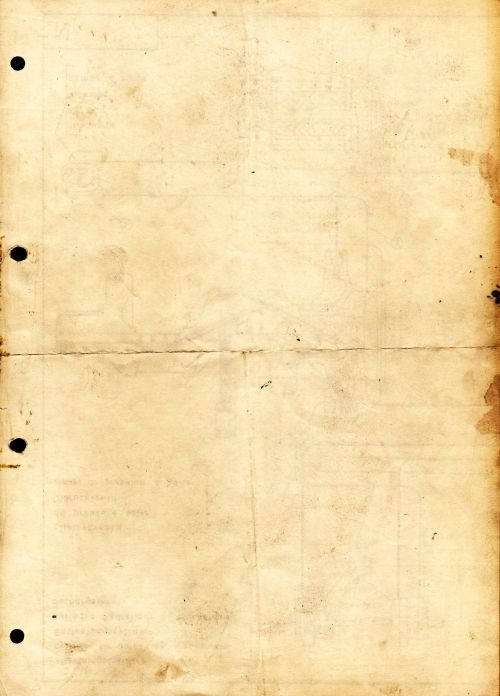 30 Useful Paper Background Collection - Victorian or Steampunk Paper