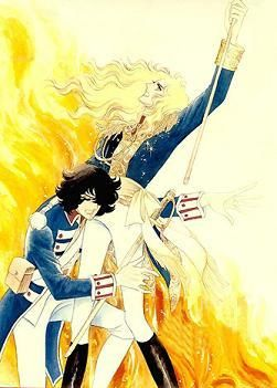 The Rose of Versailles (Lady Oscar)