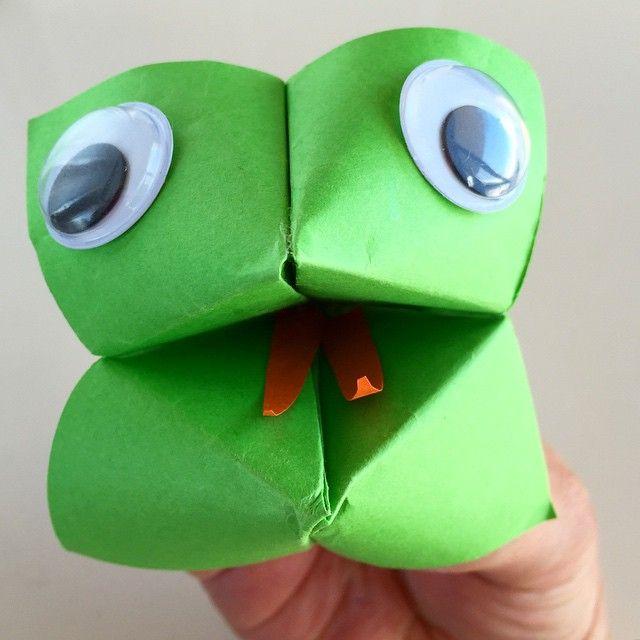 Origami Lizard