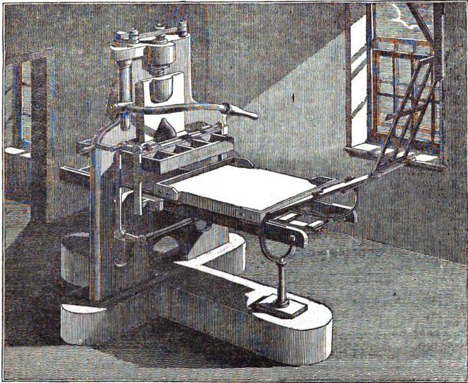 Image result for old printing