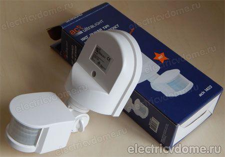 Вокруг света 999: Как самостоятельно сделать наружное и внутренне освещение дома с автоматическими выключателями от фотореле и датчиков движения. Монтаж и установка осветительных приборов с датчиками движения и фотореле для автоматического включения и отключения светас наглядными фото